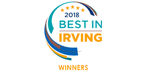 2018 BEST in Irving Winner Logo