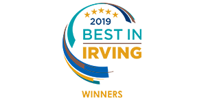 2019 BEST in Irving Winner Logo