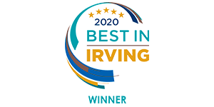 2020 BEST in Irving Winner Logo