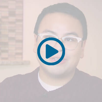 Frank video testimonial thumbnail